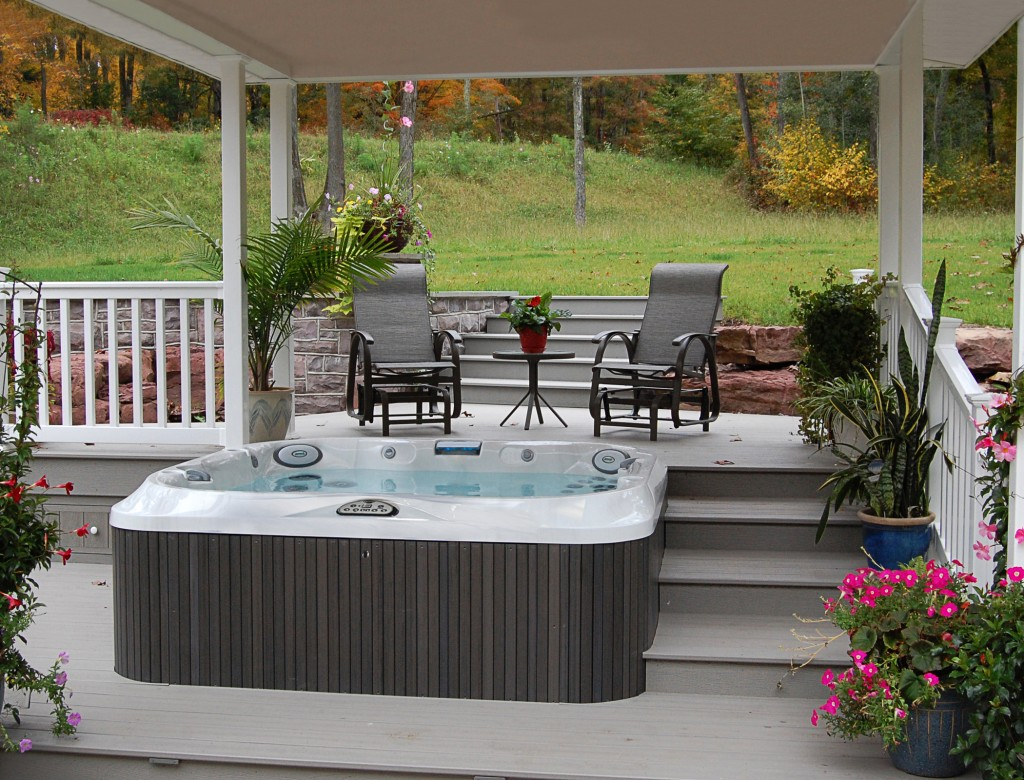 Jacuzzi | Olympia Fireplace & Spa